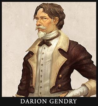 Darion Gendry