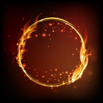 Ring of Fireblazing