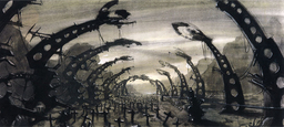 The spaceship graveyard