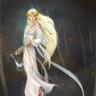 Telandia Edasseril, Reine des Elfes