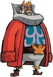 King Cornelius