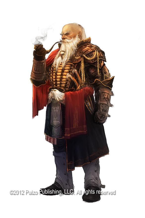 Lord Gareth Isef