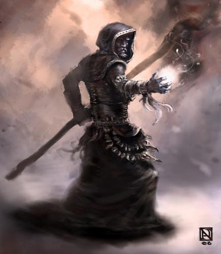 Master Vikram, the Black