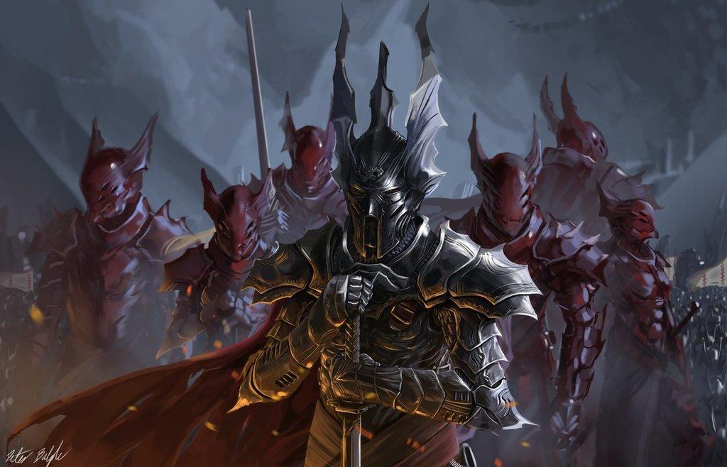 Agathor, Drageriddernes Konge