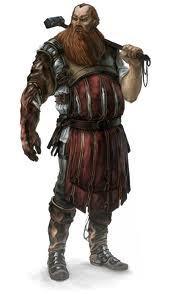 Master Arwold Ironhill