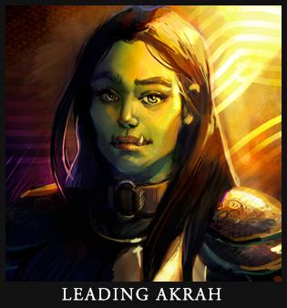 Leading Akrah