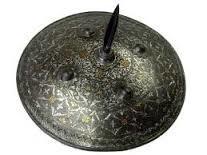 Horned Shield of the Khans