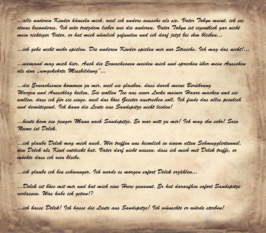 Nualias Tagebuch