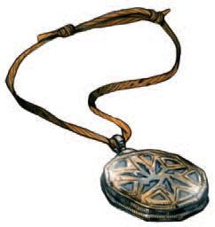 Sihedron Amulett