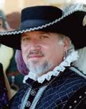 Wolfgang Gibson, Baron's Enforcer