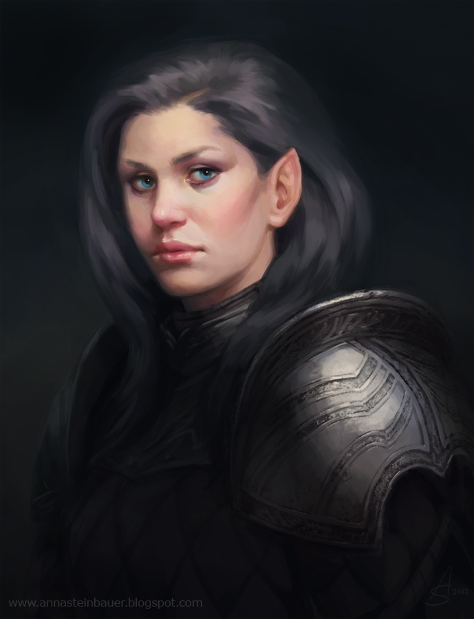 [DECEASED] Knight Elin