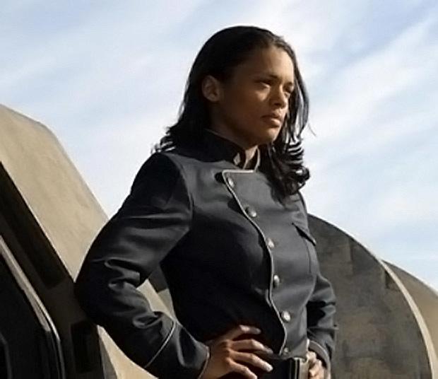 Col. Greta Holmwood