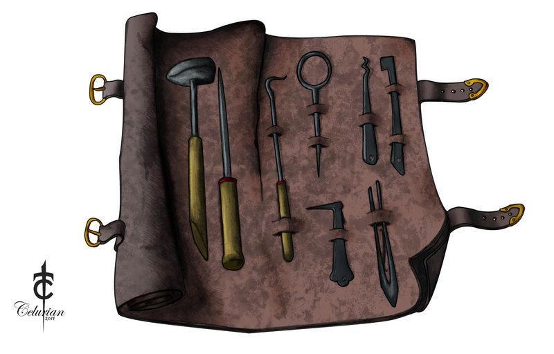 Basic Thieves Tools