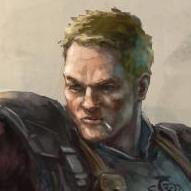 Lt. Antarro Corvath