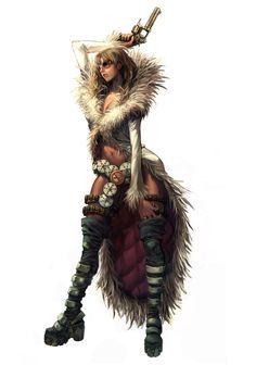 Commander Cyborgia