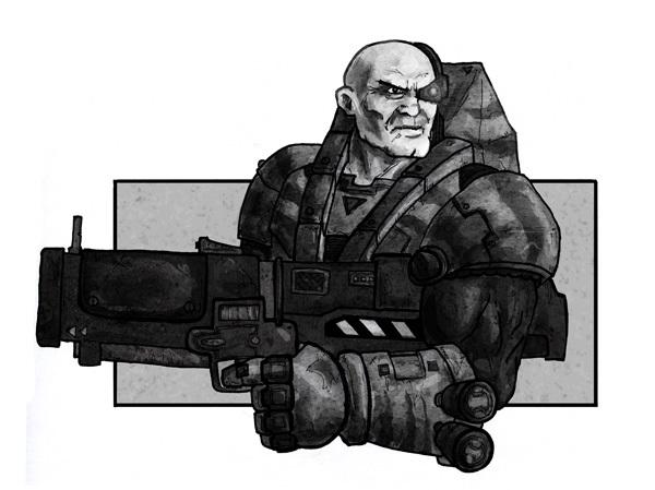 """Commander James Elmo """"Jelmo"""" Devine"""