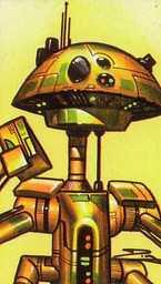 R-97 Quartermaster Droid
