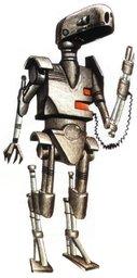 K4 Security Droid