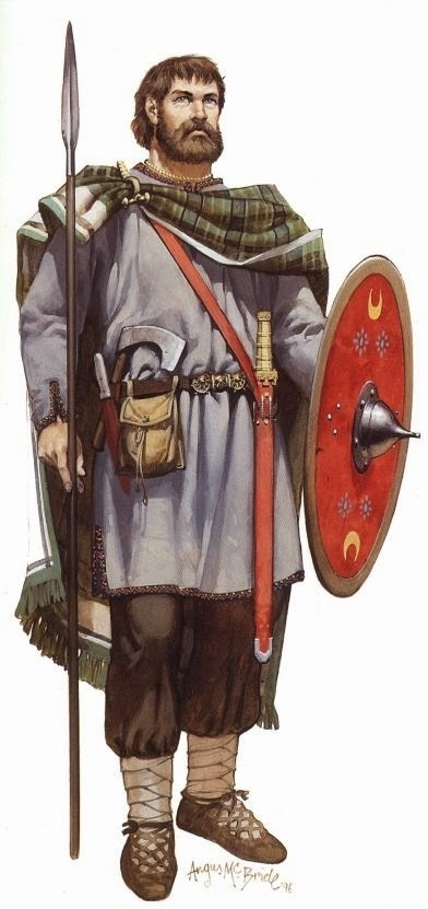 Horsa, Son of Theodric