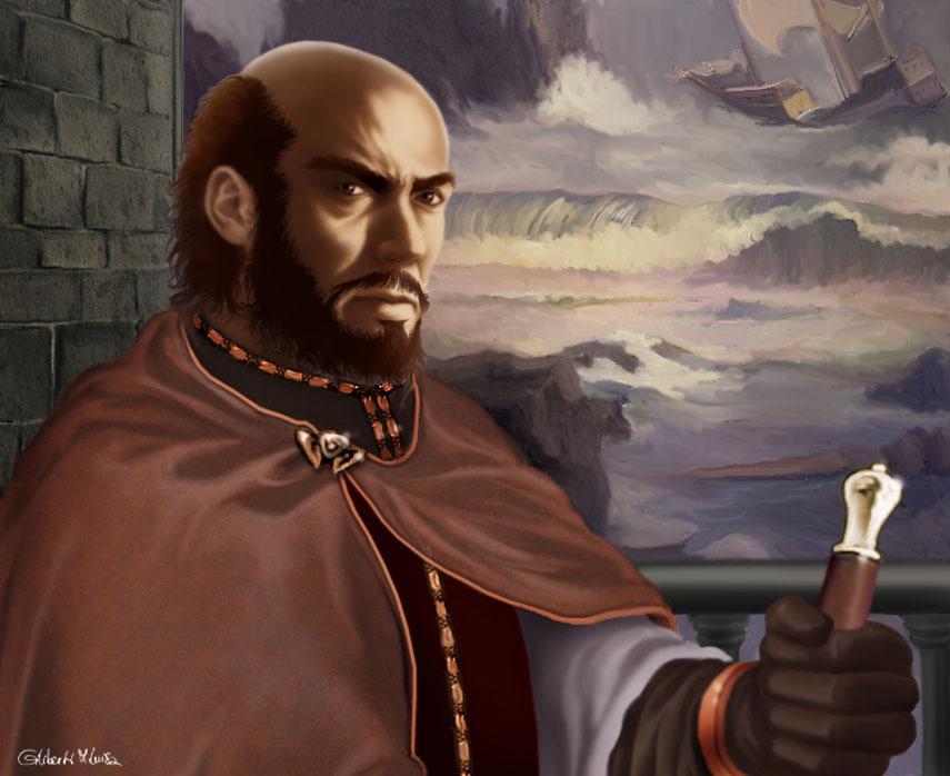 Trayr Sains, Overlord of Punjar