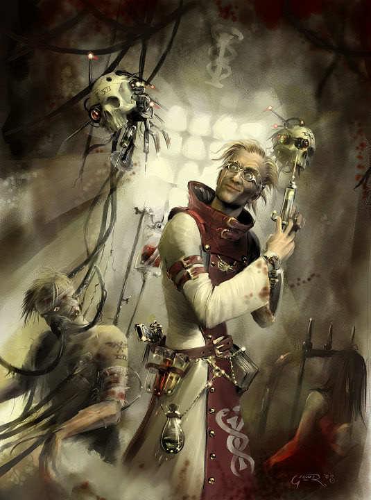 Inquisitor Omardha Sand
