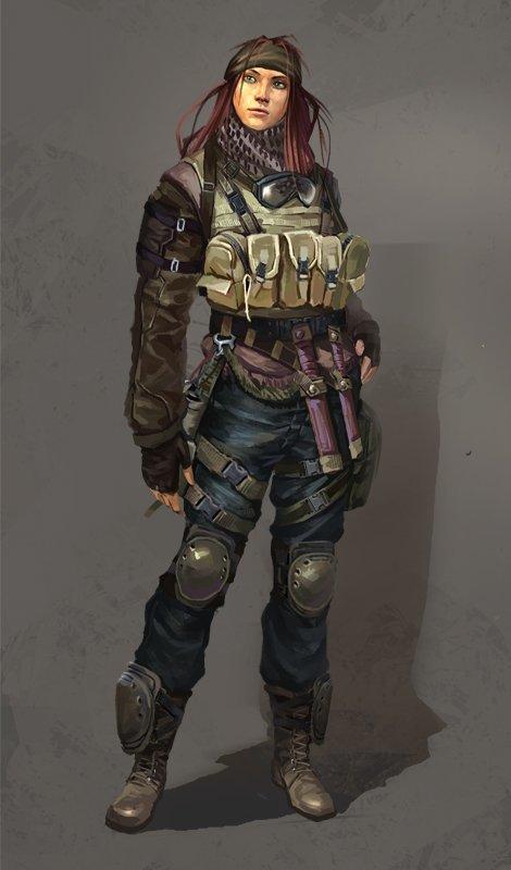 Jill the Miner