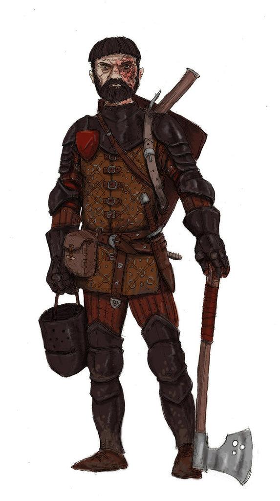 """Mercenary Company - """"Sharp Death"""""""