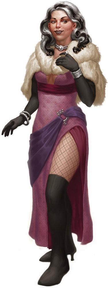 Lady Agasta Smythee