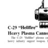 "C-29 ""Hellfire"" Plasma Cannon"