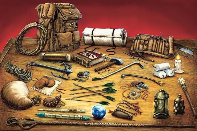Dungeoneer's Pack