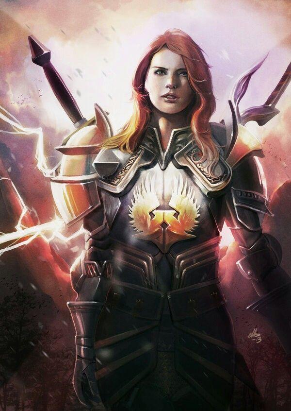 Queen Gwendyln