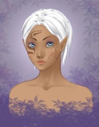 Warden Commander Lilith Surana