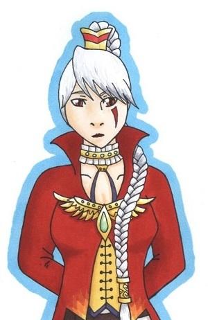 Lady Ashe