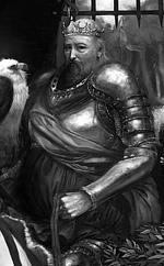 Jego Magnificencja, Querchard Dren Emondav, Król Sterichu, Gospodarz Wielkich Zachodnich Wrót, Lord Istivin