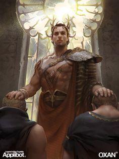 Holy Emperor Isbis