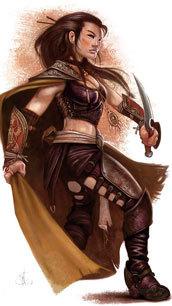 Kat, Raven's Stalwart