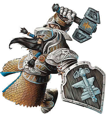 Orsik, the Hammer of Change