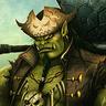 Captain Kqrush Bigarm