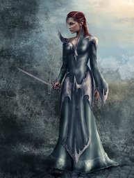 Lady Ravenae