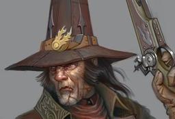 Inquisitor Damian Renatus