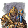 Kildrak Ironheart, Captain of the Guard