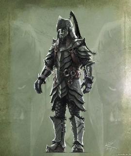 "Kinblade Gorrum ""The Sentinel"" Rhazgur"