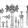 Dwarven Made Weapons