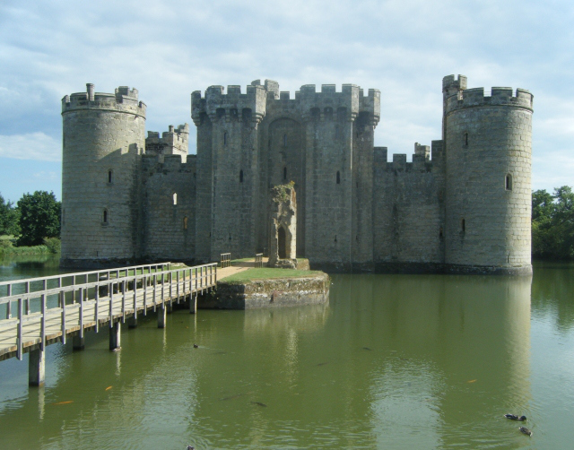 Baron Bennett Tillman's castle