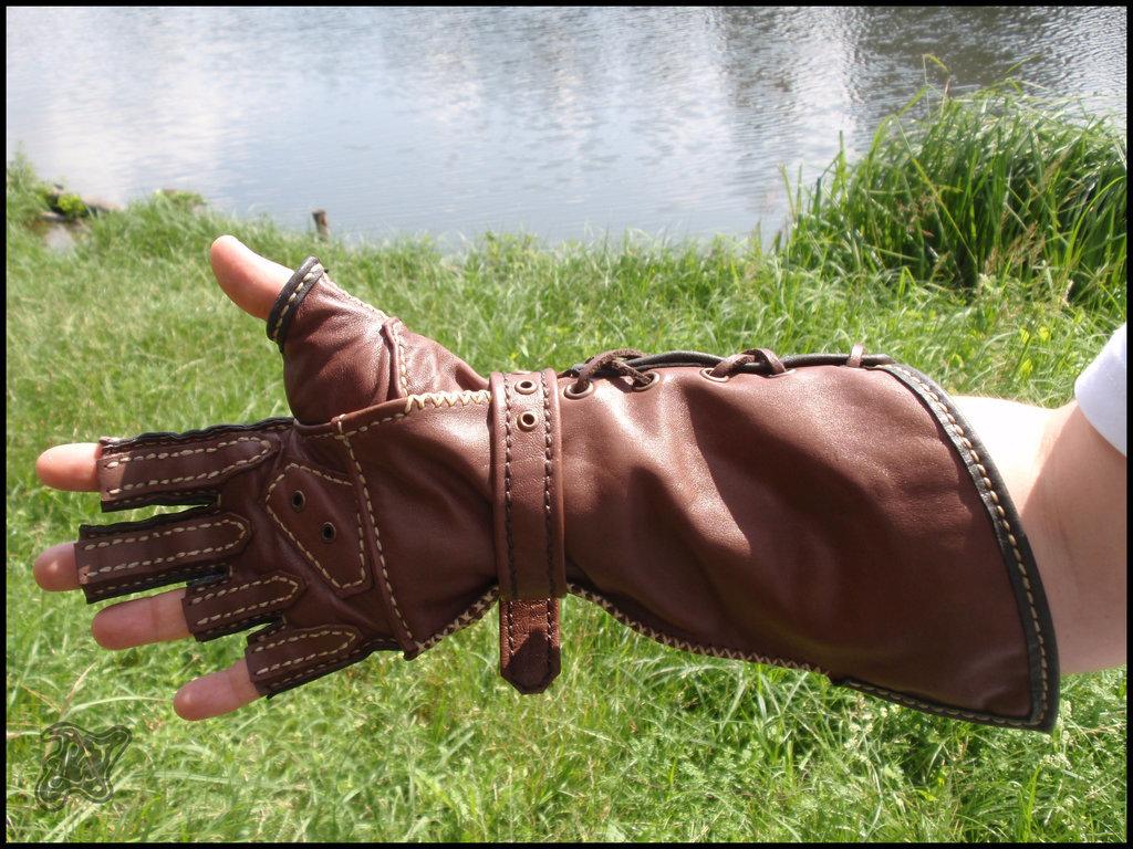 Ishan's Glove