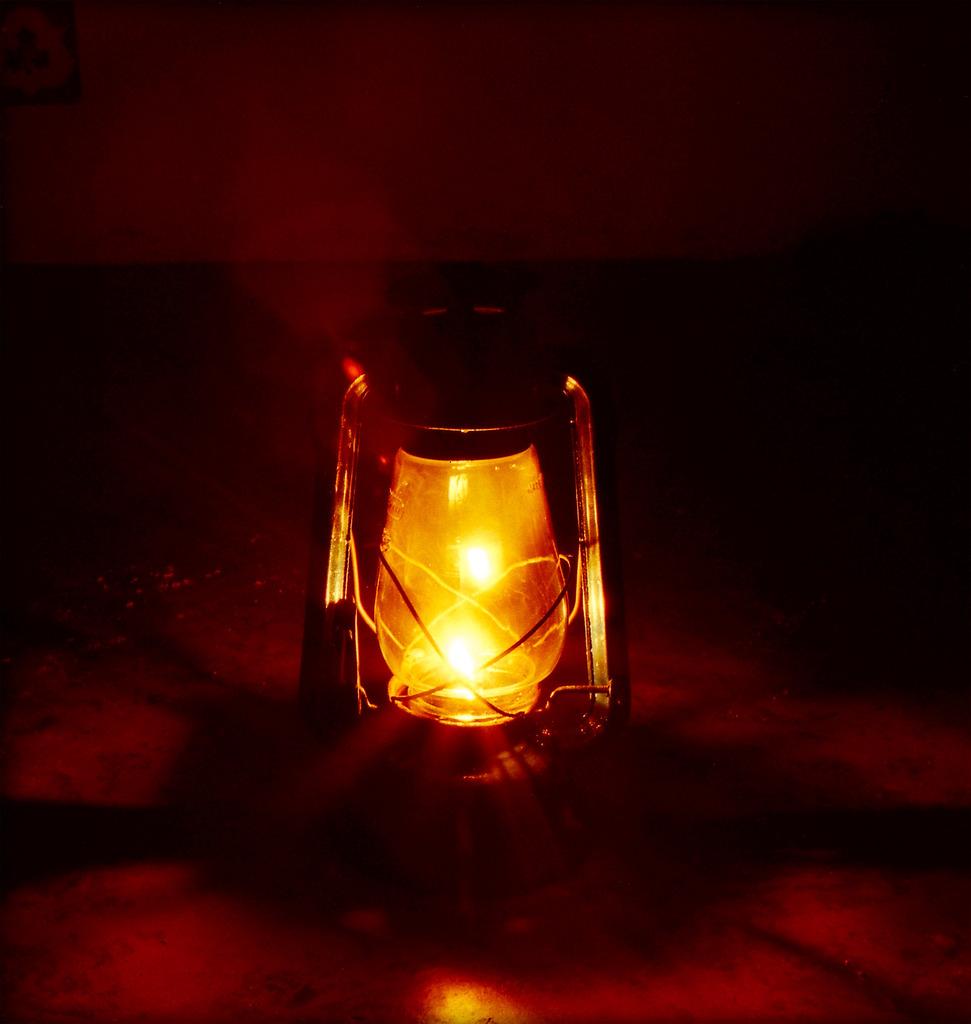 Hooded Lantern
