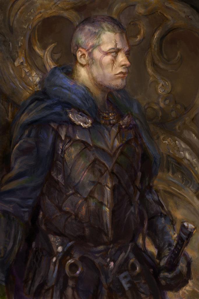 Commander Halvor