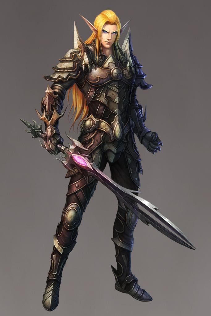 Ereden, Champion of the Queen , former Oakthorn