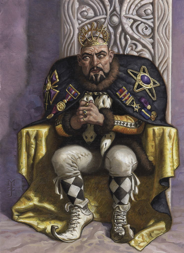 Emperor Alkashi