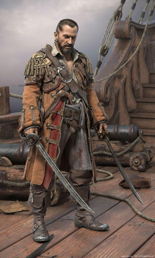 Captain Pegsworthy